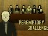 Peremptory challenges