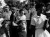 Elizabeth Eckford is harassed