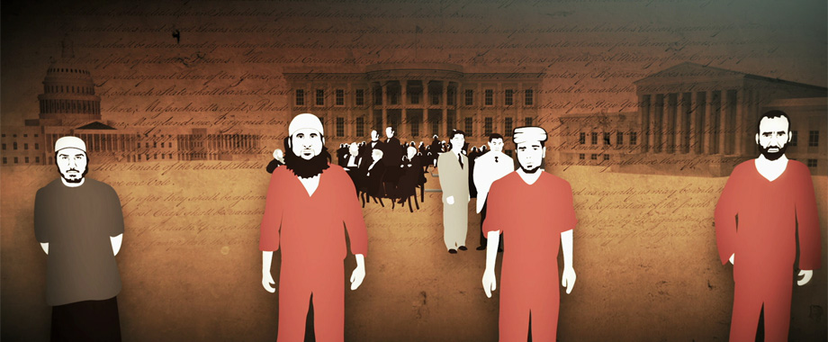 Habeas Corpus: The Guantanamo Cases